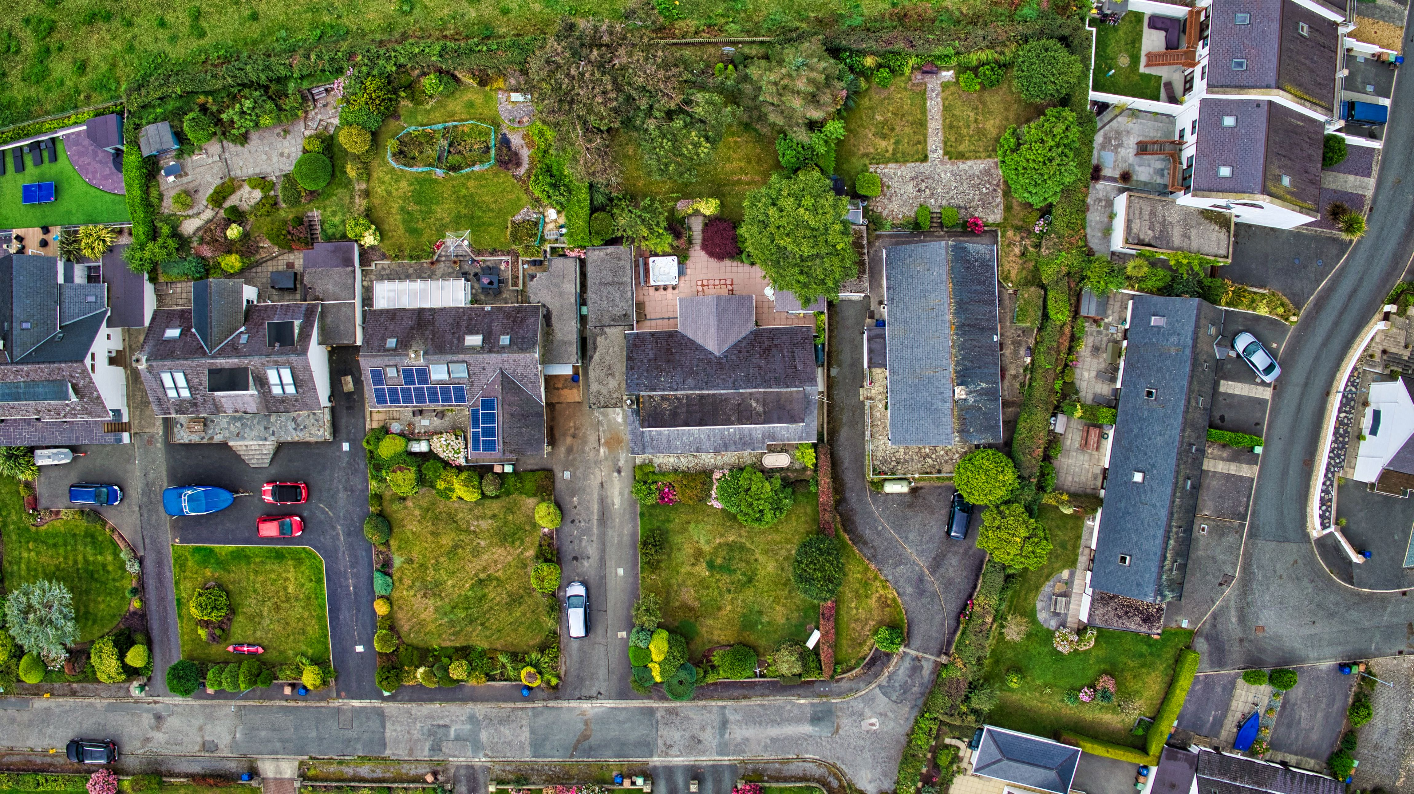Aerial property image